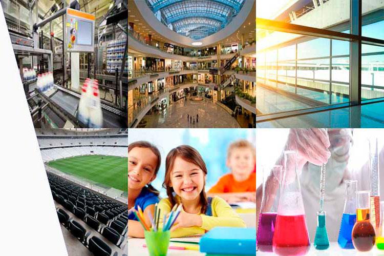 ONET - líder del sector Limpieza y soluciones de servicio - areas de actuación