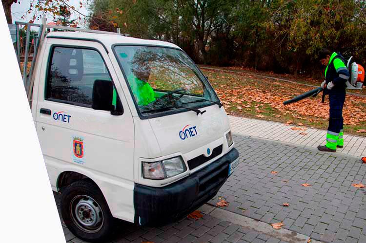 ONET - líder del sector Limpieza y soluciones de servicio - limpieza viaria
