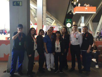 ONET - líder del sector Limpieza y soluciones de servicios - Mutua Madrid Open