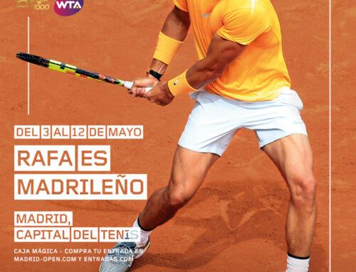 ONET presente en el Mutua Madrid Open 2019